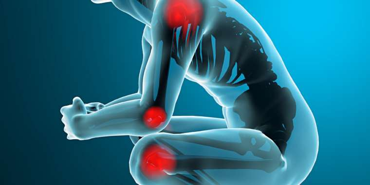 Hidden Joint Pain | El Paso Texas Chiropractor