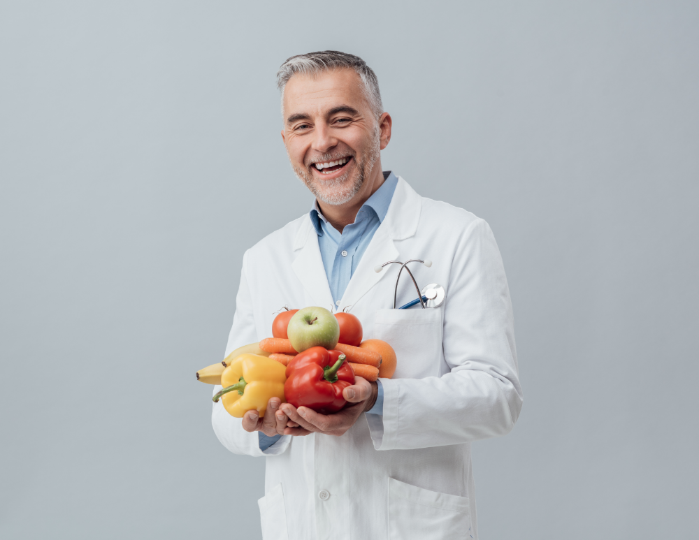 Doctor and Vitamins You Must Know