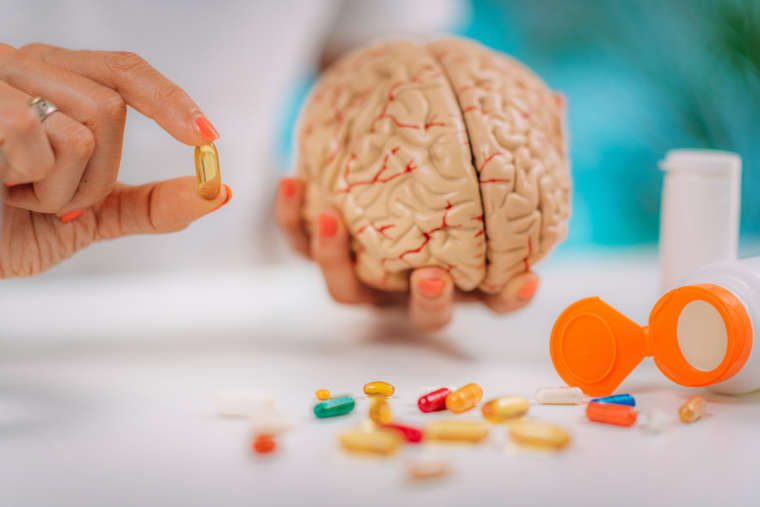 brain improving with supplementation