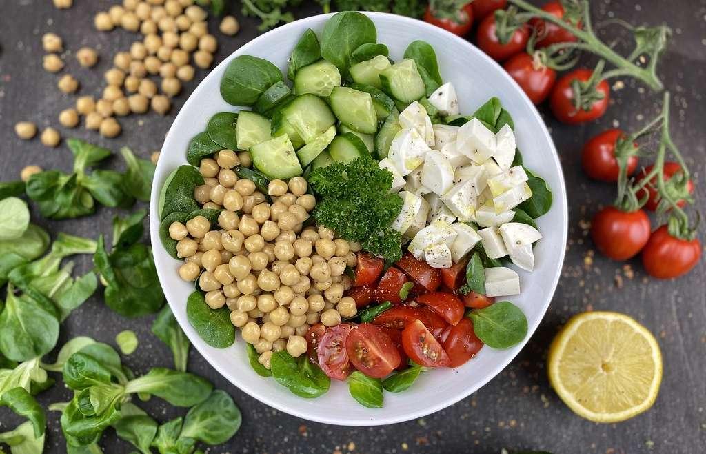 Salad El Paso Texas Health
