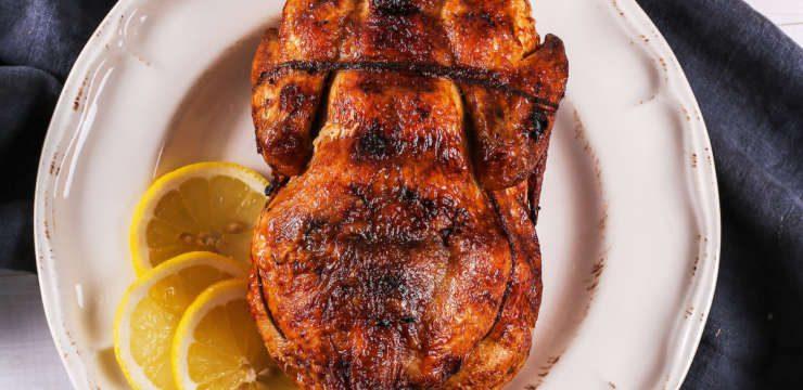 Roasted chicken, El Paso TX