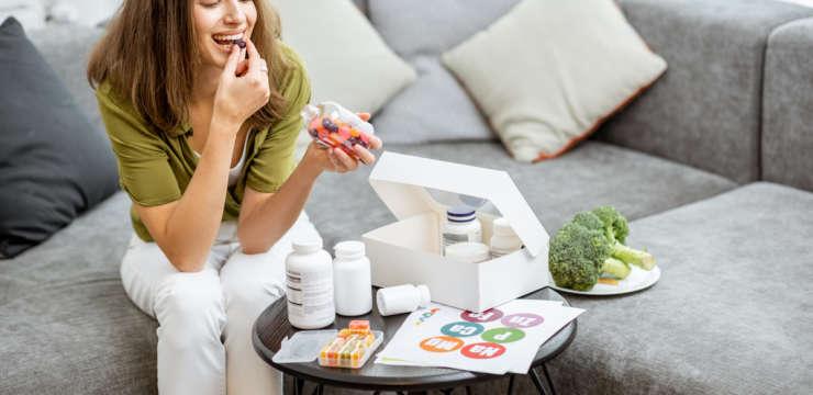 Vitamin B supplementation in CKD patients