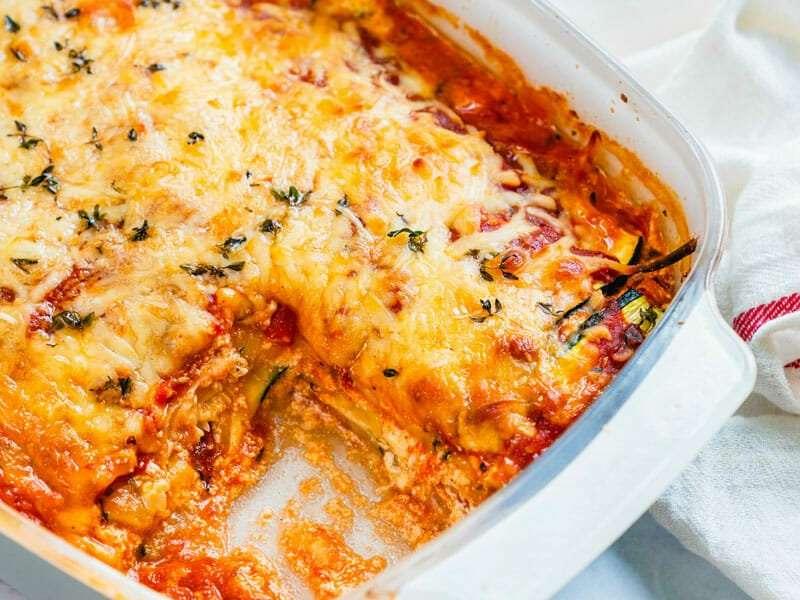 Gluten Free Lasagna El Paso TX