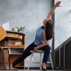 Posture Exercises To Do At Work